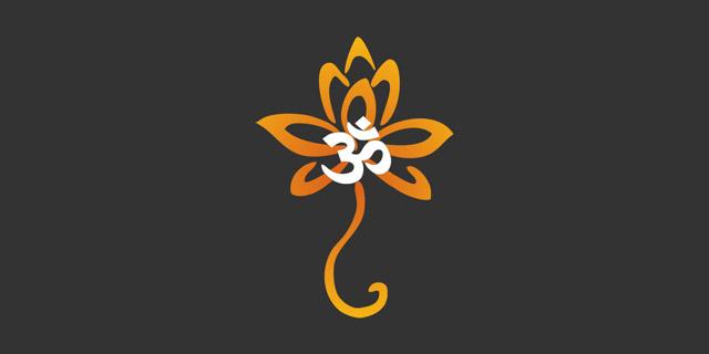 signification de notre logo aum yoga vedanta. Black Bedroom Furniture Sets. Home Design Ideas